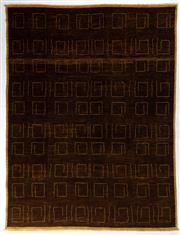 Sale 8740C - Lot 23 - An Afghan Chobi (Striped) Naturally Dyed In Hand Spun Wool, Very Suitable To Australian Interiors, 360 x 298cm