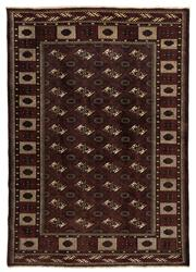 Sale 8715C - Lot 80 - A Persian Turkaman, Wool On Cotton Foundation Classed As Tribal Rugs, 290 x 200cm