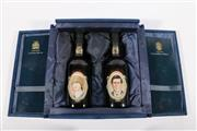 Sale 9003C - Lot 681 - Boxed Wolf Blass Lady Di And Prince Charles Bottles of Port
