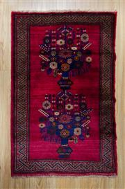 Sale 8559C - Lot 77 - Persian Baluchi 150cm x 90cm