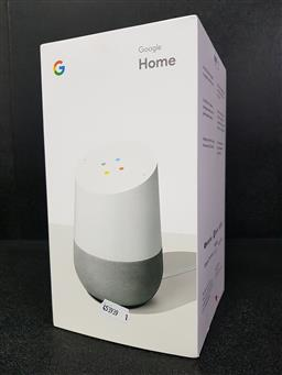 Sale 9254 - Lot 2329 - Boxed Google Home