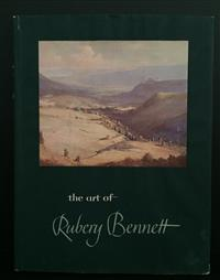 Sale 8176A - Lot 10 - The Art of Rubery Bennett. Twenty-three reproductions of full colour tip-ins. Limited Edition. Signed by Bennett includes its own sp...