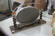 Sale 8189 - Lot 91 - Chinese Dinner Gong