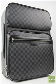 Sale 8533 - Lot 81 - Louis Vuitton 45 Mens Suitcase