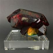 Sale 8567 - Lot 651 - Arcanite Crystal, mounted