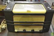 Sale 8284 - Lot 1082 - HMV Bakelite Radio