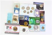 Sale 8835C - Lot 69 - Collection of Royal Australian Mint Coins Incl. Mostly Australian City Themed