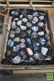 Sale 8299 - Lot 1079 - Tray of Polished Stone Samples