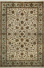 Sale 8360C - Lot 74 - Afghan Silk & Wool 280cm x 187cm