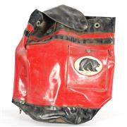 Sale 8793 - Lot 94 - Vintage North Sydney Bears Bag; together with Steeden Football