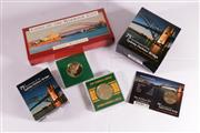 Sale 9035M - Lot 883 - Small collection of Harbour Bridge themed coins