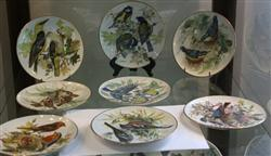 Sale 7914 - Lot 79 - German Collectors Plates Songbirds of Europe