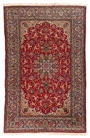Sale 8780C - Lot 222 - A Persian Isfahan From Isfahan Region 100% Wool Pile On Cotton Foundation, 330 x 210cm