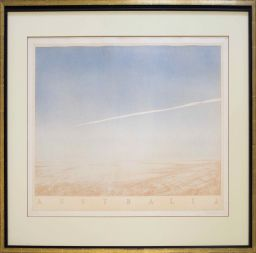 Sale 9044J - Lot 96 - TIM STORRIER (1949 - ) - Australia 51 x 73cm
