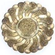 Sale 8379 - Lot 84 - Silver Footed Floral Bowl