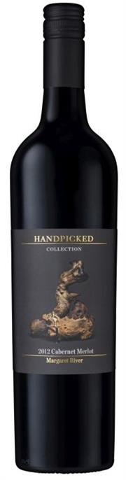Sale 8506W - Lot 23 - 12x 2012 Handpicked Wines Collection Series Cabernet Merlot, Margaret River.  96 POINTS James Halliday Wine Companion.  T...