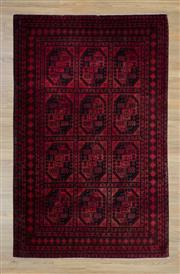 Sale 8559C - Lot 85 - Afghan Turkman 240cm x 150cm