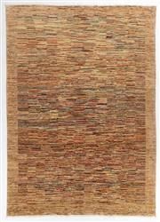 Sale 8760C - Lot 48 - An Afghan Chobi Naturally Dyed In Hand Spun Wool, Very Suitable To Australian Interiors, 302 x 214cm