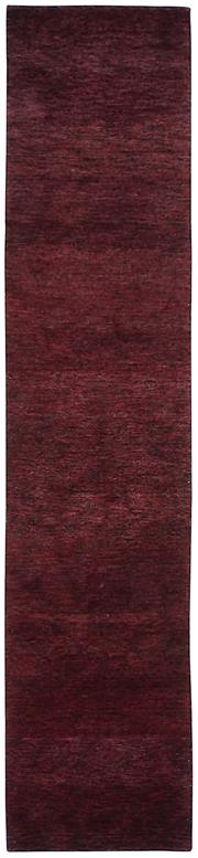Sale 8770A - Lot 18 - Cadrys Indian Abrash Runner, Hand-knotted Wool, 304x67cm, RRP $1,800