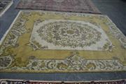 Sale 7987A - Lot 1368A - Indian Hand Knotted Modern Rug (300 x 250)