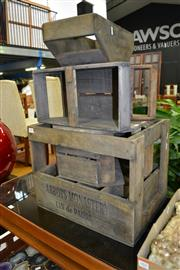 Sale 8117 - Lot 962 - Collection of Fruit Boxes