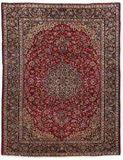 Sale 8715C - Lot 14 - A Persian Najafabad From Isfahan Region, 100% Wool Pile On Cotton Foundation, 380 x 290cm