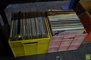 Sale 8548 - Lot 2395 - 2 Crates of Classical Records