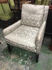 Sale 8889 - Lot 1454 - Fabric Upholstered Armchair