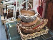 Sale 7932A - Lot 1173 - Collection of Baskets