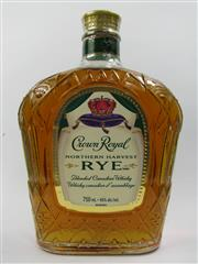 Sale 8225 - Lot 1771 - 1x Crown Royal Nothern Harvest Rye Whisky, Canada - Jim Murrays 2016 World Whisky of the Year