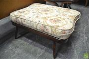 Sale 8326 - Lot 1029 - Ercol Footstool