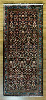 Sale 8665C - Lot 33 - Persian Saruki Runner 270cm x 105cm