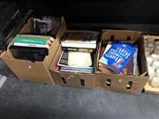 Sale 8797 - Lot 2507 - 3 Boxes of Business & Other Books