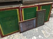Sale 8889 - Lot 1436 - Collection Of Printers Trays
