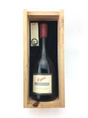 Sale 8571 - Lot 775 - 1x Penfolds Grandfather Fine Old Liqueur Tawny, Barossa Valley - in timber presentation box