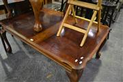 Sale 8134 - Lot 1047 - Timber Coffee Table