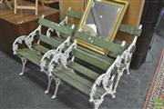 Sale 8272 - Lot 1081 - Alloy Garden Setting