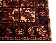 Sale 8780C - Lot 228 - A Persian Bakhtiyari And Classic Garden Design, 100% Wool On Cotton, Classed As Prerevolution Weave, 305 x 210cm