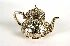 Sale 3803 - Lot 503 - A 19TH CENTURY SILVER PLATED TEAPOT