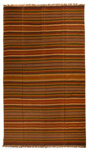Sale 8715C - Lot 2 - A Hand-Woven Kilim Wool And Natural Material Jute , 430 x 310cm