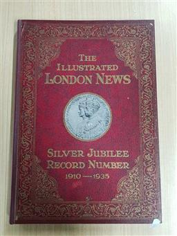 Sale 9180 - Lot 2091 - The Illustrated London News Silver Jubilee Record Number 1910-1935