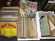 Sale 8659 - Lot 2487 - 3 Boxes of Records