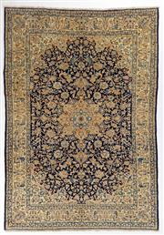 Sale 8740C - Lot 40 - A Persian Najafabad From Isfahan Region 100% Wool Pile On Cotton Foundation, 375 x 260cm