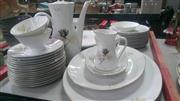 Sale 7950 - Lot 84 - Rosenthal Part Dinner Service