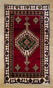 Sale 8559C - Lot 93 - Persian Shiraz 274cm x 158cm