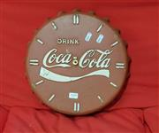 Sale 8723 - Lot 1039 - Early Coke Clock