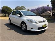 Sale 8870V - Lot 5 - 2011 Toyota Corolla Ascent