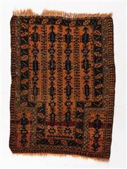 Sale 8790C - Lot 176 - A Persian Balouchi 100% Wool Pile, 150 x 90cm