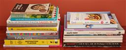 Sale 9108H - Lot 66 - A quantity of cook books including Kylie Kwong 'Recipes & Stories'