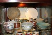 Sale 8151 - Lot 81 - Studio Pottery Bowls & Dishes incl Signed
